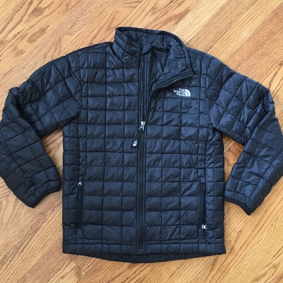 Boys The North Face thermoball nano puff jacket. M 5a809b30d39ca22ffad9c267 74988f782